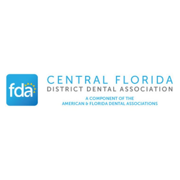 central florida district dental association logo